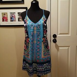 Clover Canyon racerback sundress